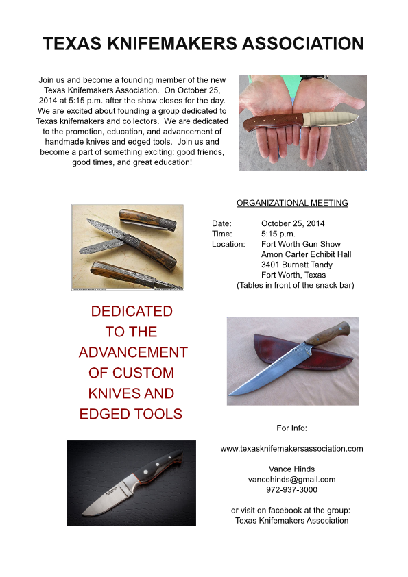 Texas Knifemakers Association-page001